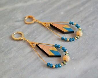 Moscow earrings