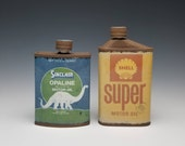 "Porcelain Flasks ""Opaline"" ""Super Shell"""