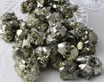 Natural Pyrite Cluster - PYT31