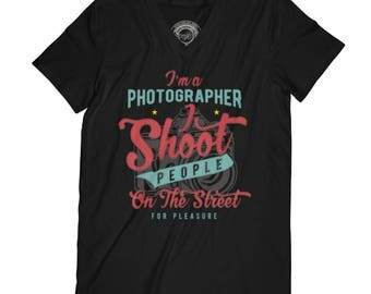 Fathers day shirt photographer shirt funny photographer I shoot people shirt foto shirt photographer gift photography shirt AP16