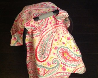Infant Car Seat Cover (Water resistant)
