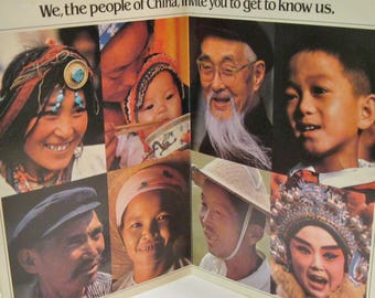 Huan ying Welcome We the People of China invite you to know us 1978
