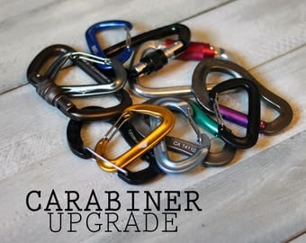 ADD a Carabiner! Climbing Rope Hardware Upgrade
