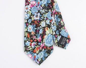 """Floral Skinny Tie 2.36""""  floral tie   flower tie   skinny tie   wedding tie   wedding ideas   ideas   groom    Retro   floral skinny"""
