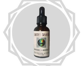 Earthy Shaver Conditioning & Grooming Oil (1 oz.)