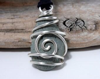 Nature Lover | Organic Stone Jewelry,  Organic Stone Necklace, Organic Stone, Natural Stone Necklace For Her, Natural Stone Necklace For Him