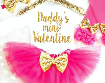 baby girl valentines day outfit daddys valentine 1st valentines day outfit for toddler valentines day outfit