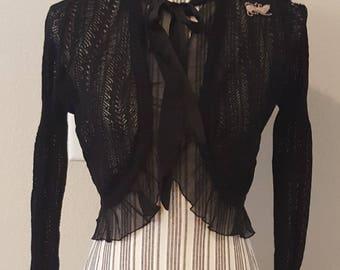 Vintage Lace Cover