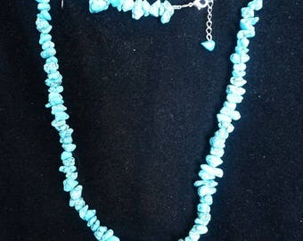 Gorgeous Turquoise necklace.