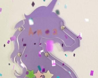 Unicorn reward chart drop box, boys, girls, chore chart, behavior incentive,learning system
