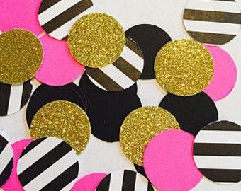 Kate Spade Inspired Party Confetti