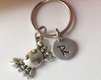 Crab Keychain.