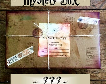 MYSTERY BOX, Wizard Christmas, wizard wand, Christmas gift ideas, gift for men, gift box, gift for women, gift for kids, gift for her