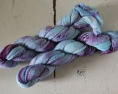 Hand Dyed Sock Blank 75/25 Merino/Nylon 100g/425m - Sweet Dreams