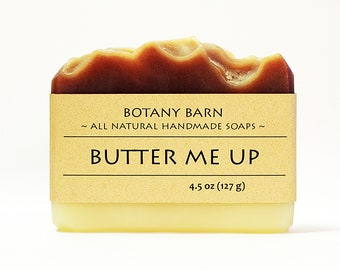 Unscented Soap, Cocoa Butter Soap, Chocolate Soap, Shea Butter, Natural Soap, Homemade Soap, Cold Process Soap, Vegan Soap, Palm Free Soap