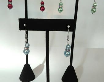 Pearl Duo Earrings