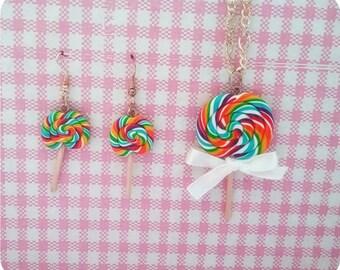 Lollipop ornament / lollipop Set