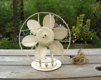 Ventilateur Hawking. Vintage. Angleterre. England