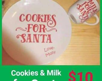 Cookies & Milk Set