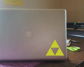 Triforce - Legend of Zelda - Car Window or Laptop Decal