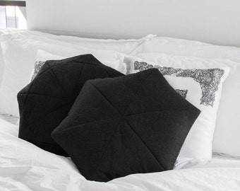 Hexagon Pillow - Different Colors