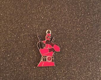 Deadpool charm