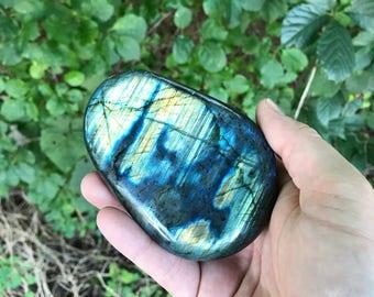 Labradorite Palmstone #2