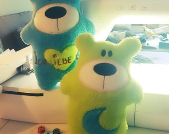 Personal Bear Plush