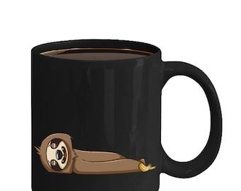 Sloth Mug / Sloth Gifts / Cute Sloth / Sloth Gifts Women / Sloth Lover / Sloth Life / Sloth / Sloth Gift / Sloth Mug For Her / Cool Sloth