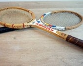 Vintage Tennis Rackets, P...