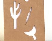 The Sedona card