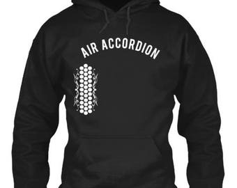 The Original And Authentic Viral AIR ACCORDION Hoodie