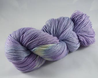 Hand-dyed socks wool, hand dyed yarn, sock yarn, hand dyed wool, sock wool, crochet yarn