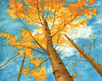 "Tree 033 39×39"""