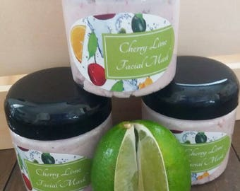 Cherry Lime Mask