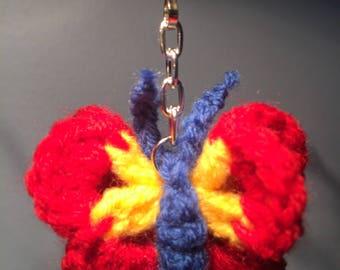 Key Chain Butterfly
