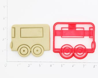Bus  Cookie Cutter Bus  Birthday Bus   Party Bus   Baby Show Bus   Cupcake Bus   Gift