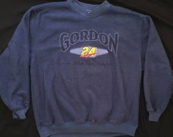 Jeff Gordon Racing Crew Neck
