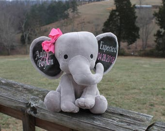 Elephant baby gift etsy negle Image collections