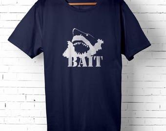 Great White Shark Tee - Shark Lover - Ocean T-shirt - Modern Style Clothing - Summertime Tee - Fishing Shirt