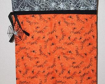 Halloween drawstring trick or treat pillowcase