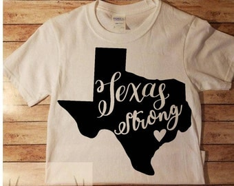 Hurricane Harvey Relief, Texas Strong, Hurricane Harvey, Texas Hurricane, Hurricane Relief, Texas, For Texas, Donations, Texas Shirts