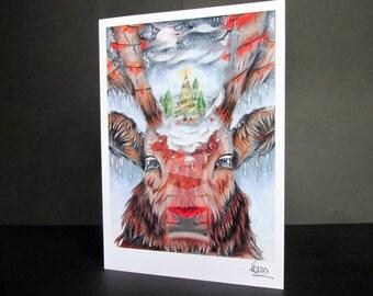 Christmas Cards A6