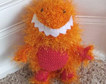 Harry the Happy Monster Plush