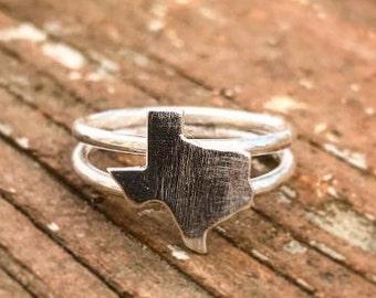 Split Shank Texas Ring