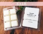 COOL WATER ROSES Wax Melt - Scented wax melts - Wax cubes - Candle melt - Scented wax cubes - Wax tart - Natural Wax Melts - Vendor wax melt