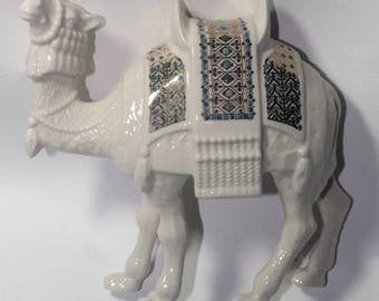 """Lenox China Jewels 7"""" Camel, New in Box with sticker"""