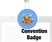 JW Badge Holder   JW Convention Badges   Be Courageous Convention Badge Holder   Special Convention Badges   jw pins   jw convention cards