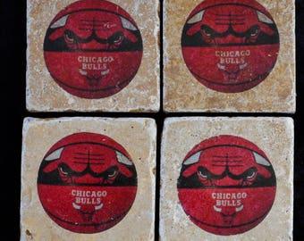 Chicago Bulls Coasters