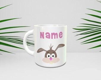 Easter mug, personalised easter mug, mug, coffee mug, Easter gift